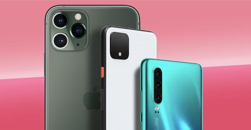 Upcoming Three smartphones in 2020