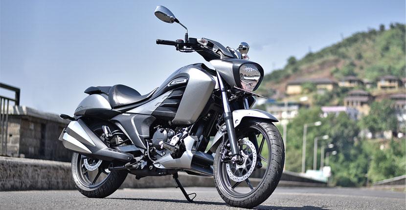 Suzuki Intruder 150 Fi ABS