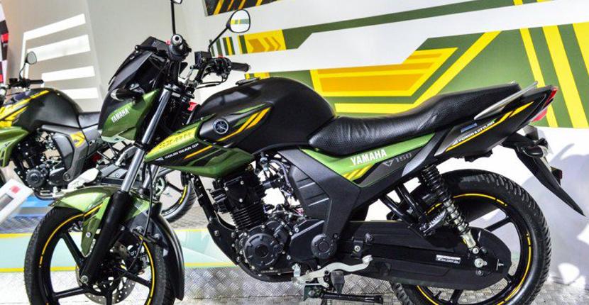 Yamaha SZ-RR V2