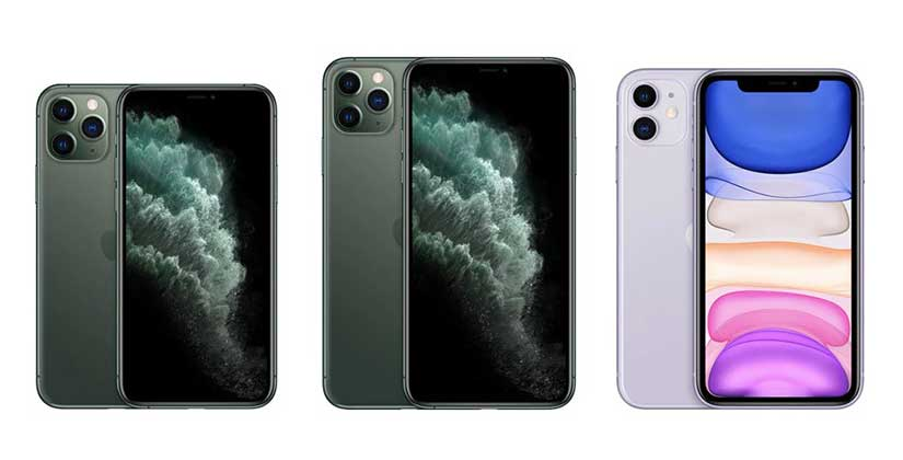 iPhone 11, 11 Pro and 11 Pro Max : First Impressions of Apple's New Phones